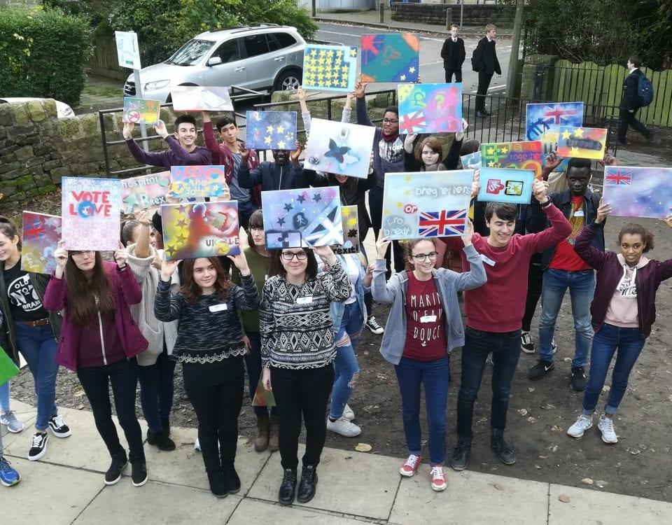 Proiect Erasmus Brexitul incotro